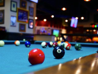 Expert pool table setup in Searcy content img2